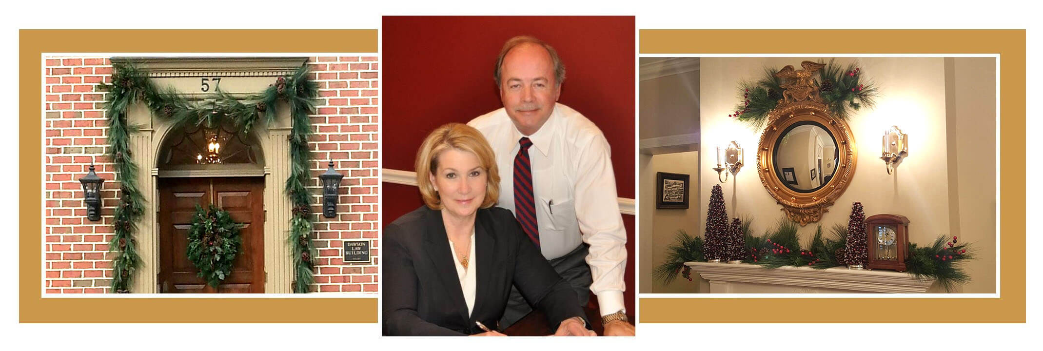 Gary and Louise Monaghan Attorneys in Uniontown PA